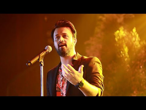 Atif Aslam Perform Live at Bangkok Thailand - 2019