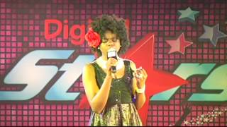 "Digicel Stars 2012 Haiti 3ème TOUR  -  VOTE 1600-Roselande ""JIJI"" Rozilmé"