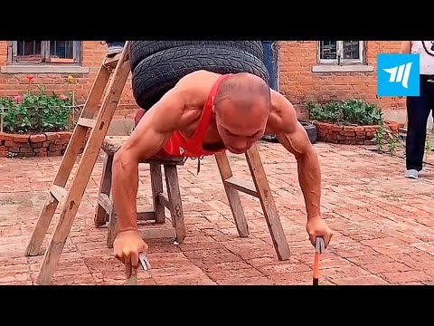 Explosive Farmer with Ninja Skills | Muscle Madness