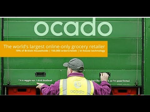How Ocado Innovates with Google (Hangout on Air)