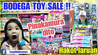 BODEGA TOY SALE | Best Bargain and Wholesale Toy Center in the Philippines !
