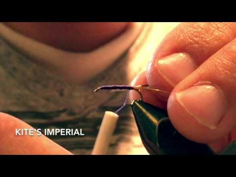 Tying The Kite's Imperial Dry Fly