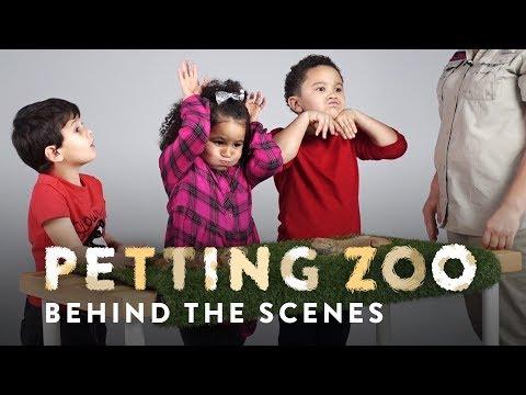 Bugs & Reptiles BTS Vlog | Petting Zoo | HiHo Kids