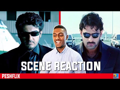 Billa Intro Scene Reaction | Ajith Kumar vs Prabhas | PESHFlix Entertainment