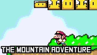 The Mountain Adventure (Demo) • Super Mario World ROM Hack