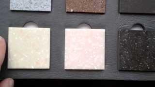 видео столешница из искусственного камня на заказ