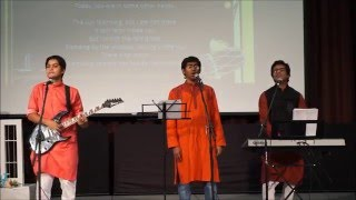 banglafest 2016 irsha rolling in the deep fusion covered by chamok dipro shuvo