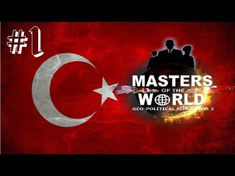 Masters Of The World: GPS3 | Türkiye | Bölüm 1 | Ekonomi Islahatları