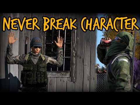 Never Break Character! Roleplaying in Dubrovka - DayZ Standalone