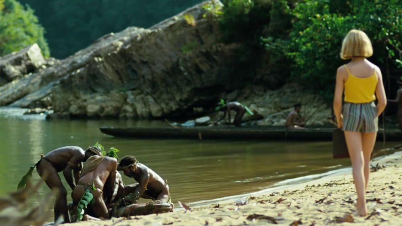 【穷电影】语言学家为研究和土著人一起生活,但接触中,有些习俗让他头皮发麻