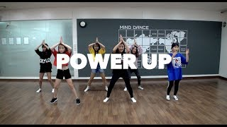 MIND DANCE (마인드댄스) 방송댄스 (K-pop Dance Cover) 초등부   레드벨벳 - Power Up