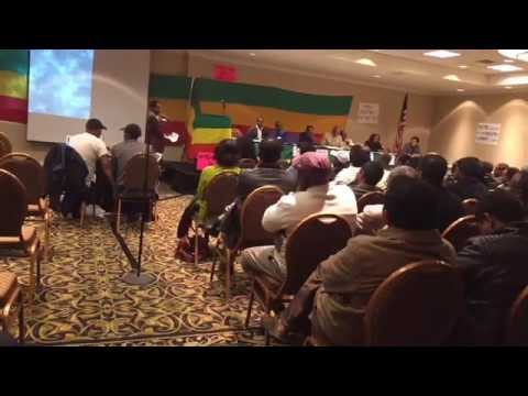 Amhara Conference in Dallas
