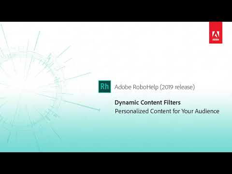 Dynamic Content Filtering