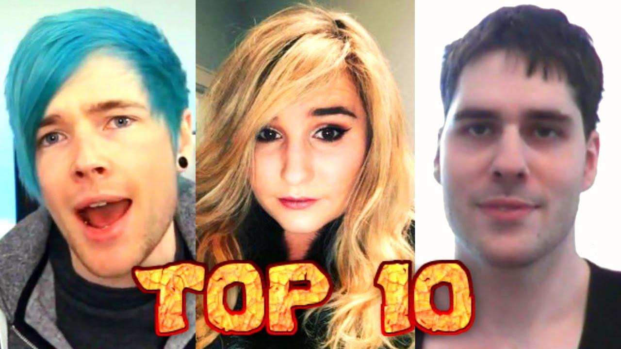 Top 10 RICHEST Minecraft YouTubers 2017 (DanTDM, SSundee ...