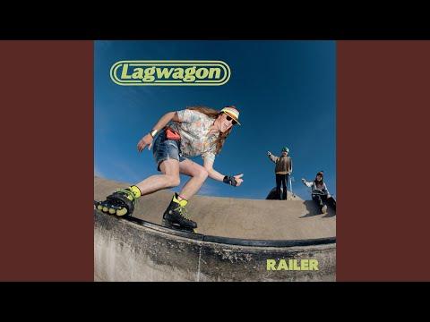 Lagwagon Announce New Album 'Railer' And Release New Song
