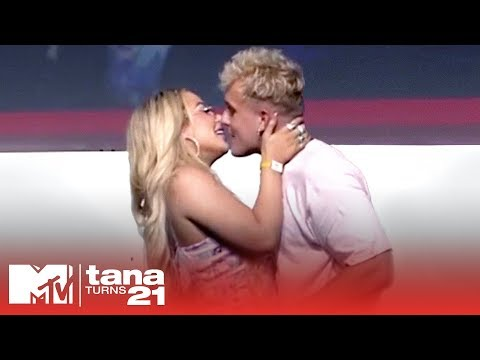 The Side Of Tana's VidCon You Didn't See  MTV No Filter: Tana Turns 21  Episode 6