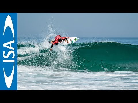2017 ISA World Surfing Games - Competition Day 6