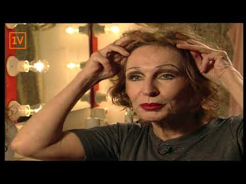 Liesbeth List in de musical Edith Piaf