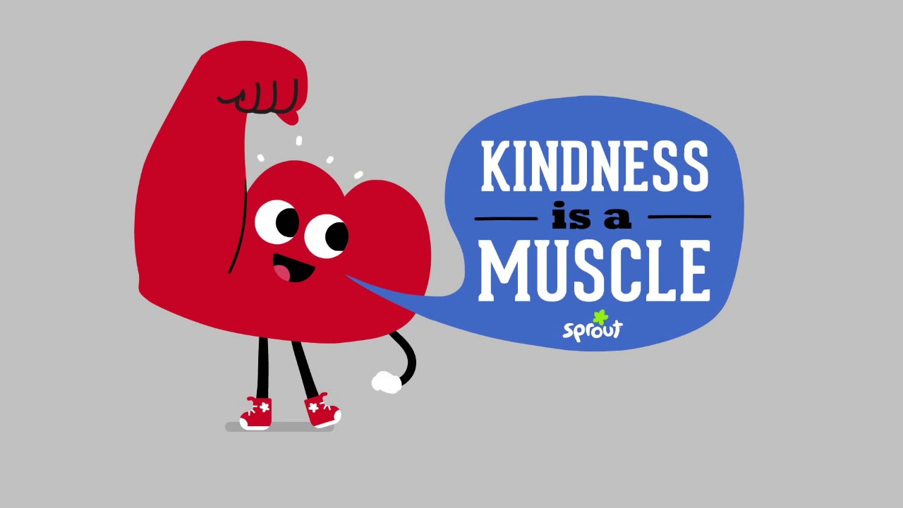 2018 kindness is a muscle youtube