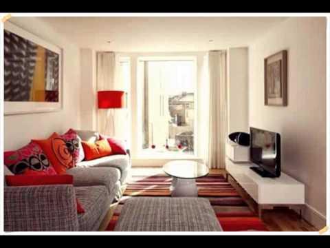 Interior Ruang Tamu Sekaligus Keluarga Farouk Afero Desain
