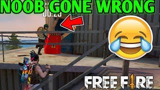 Free Fire Best Funny Moments Ever 😂😂😂 #Part 18 JORAWAR GAMING