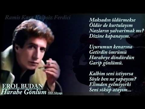 Erol Budan - Harabe Gönlüm (MD Altyapı & Karaoke)