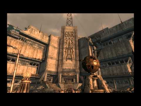 Fallout 3: Last, Best Hope of Humanity - Three Dog Quote