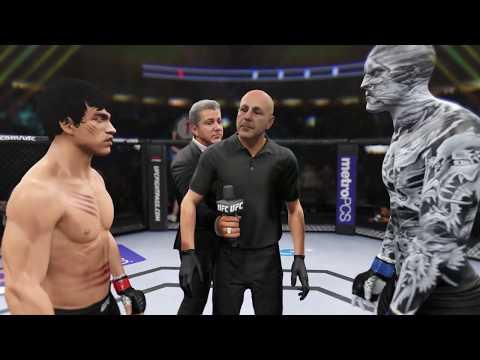Bruce Lee Vs. Silver Surfer (EA Sports UFC 2) - Epic Battle 💯 🐲
