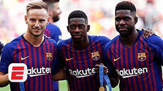 Barcelona have been treating their players like pieces in a chess game - Alejandro Moreno | ESPN FC