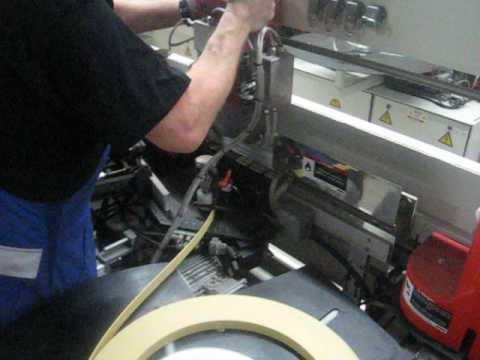 IMA Edgebander Glue Pot Quick Change over - IMA-Schelling