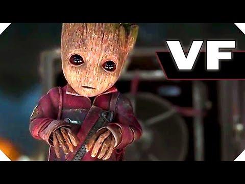 Les Gardiens de la Galaxie 2 - Bande Annonce VF # 2 (2017) streaming vf