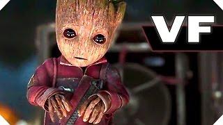 Les Gardiens de la Galaxie 2 - Bande Annonce VF # 2 (2017)