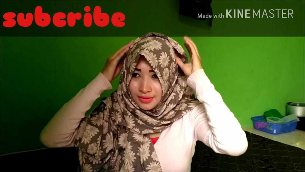Tutorial Hijab Pasmina 2017 YouTube