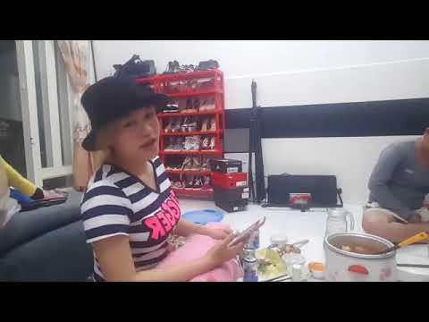 Suzie Nguyễn vừa nhậu vừa rap Dizz cực cháy, cực chất, cực bựa