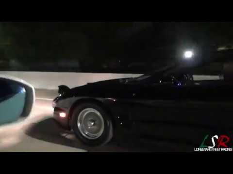 HUGE TURBO Trans Am vs Boost Logic 1300x GTR On THE STREETS!