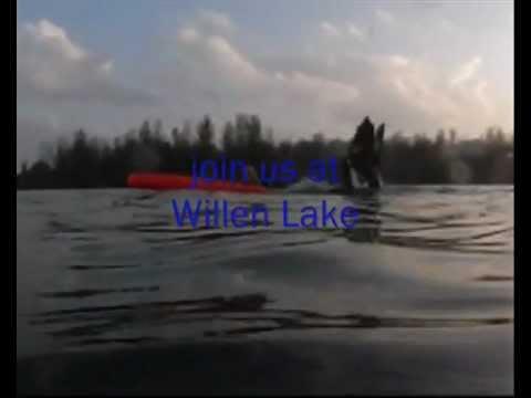 Scuba Diving At Willen Lake, Milton Keynes - Visit Www.Scuba-Diving-Adviser.co.uk
