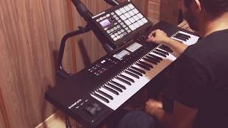 KOMPLETE KONTROL S61 mk2 - Shape of you (Ed Sheeran)