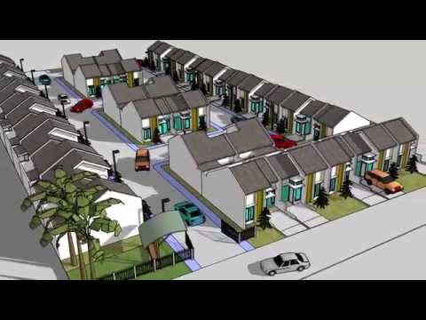 Town House Tipe Kecil