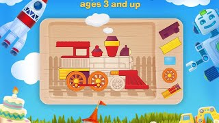 Free Jigsaw Puzzle Games For Toddlers - YT