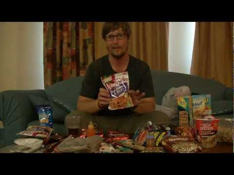 PCT 2012: How to Eat Like a Thru-Hiker