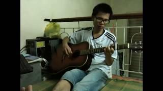 Anh Chỉ Là Bạn Thân - Guitar cover by Trường Leo (L3ose7en)