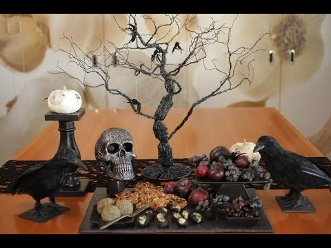 Liesl's Halloween Platter: Halloween Tricks and Treats