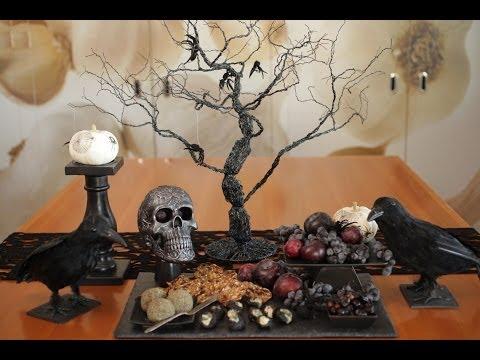 Liesl's Halloween Platter: Halloween Tricks and Treats