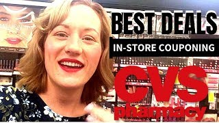 CVS IN-STORE BEST DEALS This Week! (11/18-11/24) Makeup & Skincare Deals FREE Toothpaste & More!