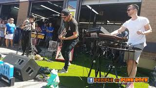 GALAXIE - Piste 1 @ Shell Gaz Bar - Pop-Up FEQ, Québec QC - 2018-07-12
