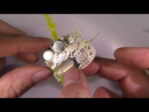 Omnipod wearable insulin pump teardown