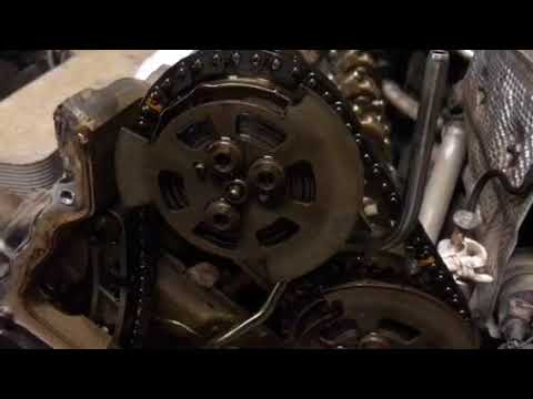 Range Rover Supercharged 2011 timing chains worn  YouTube