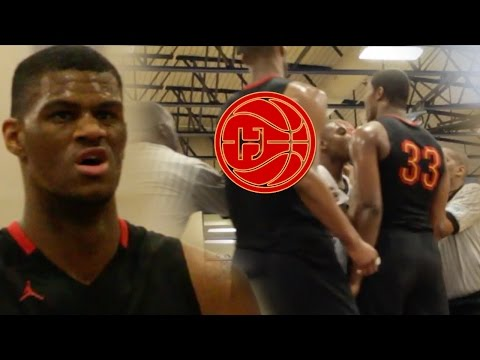 Oak Hill Game Gets HEATED! Billy Preston & Matt Coleman put on a Show | Serrel Smith Drops 40