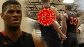 oak hill game gets heated billy preston matt coleman put on a show   serrel smith drops 40