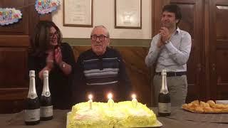 Donato Luisi festeggia i suoi 100 anni